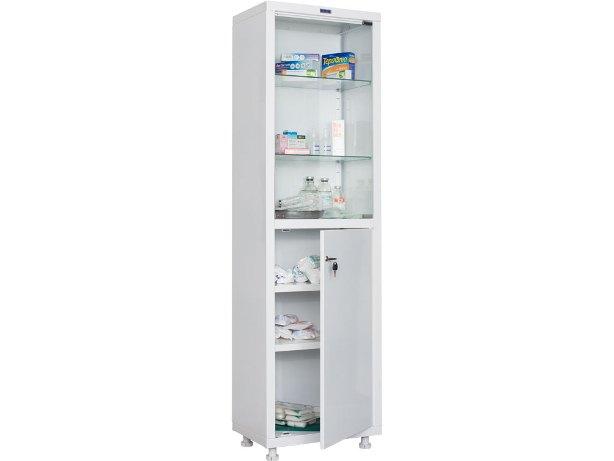 Медицинский шкаф Практик одностворчатый